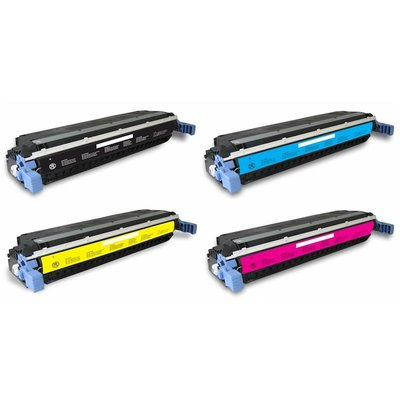 HP C9730 Color laserjet 5500 en 5550 SETPRIJS HP C9730 color laserjet 5500 en 5550 compatibel Toners SETPRIJS