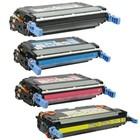 HP Q6460 6461 6462 6463 COLOR laserjet HP 4730 serie NU ALS COMPLETE SET !