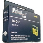 Brother LC1240 1280 YELLOW PRINTLAB B4043 19ml XL compatibel
