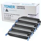 Set 4X alternatief Toner voor Hp 823A 824A Laserjet Cp6015