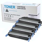 Set 4X alternatief Toner voor Hp Color Laserjet Cp5220 Cp5225