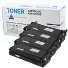 Set 4X alternatief Toner voor Dell 3110Cn 3115Cn