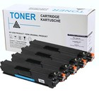 Set 4X alternatief Toner voor Brother Tn326 Tn-326 Hl-L8250