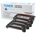 Set 4X alternatief Toner voor Lexmark C500 X500 X502