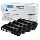 Set 4X alternatief Toner voor Kyocera Tk150 Fsc1020Mfp