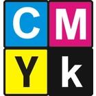 Set compatibel black cyan yellow en magenta inkt cartridges voor Ricoh Gc21