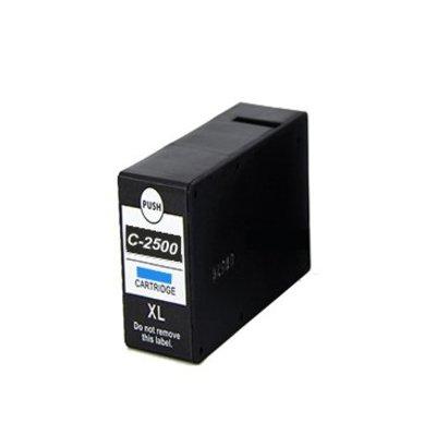 alternatief inkt cartridge voor Canon PGI 2500XL cyan EXTRA VEEL INHOUD