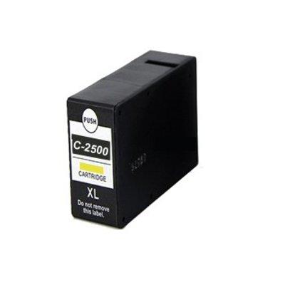 alternatief inkt cartridge voor Canon PGI 2500XL geel EXTRA VEEL INHOUD !!