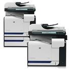 HP CM3530 A4 kleur met nieteenheid.