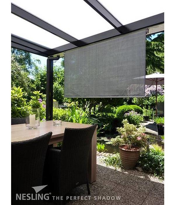 Coolfit rolgordijn 248x240 cm