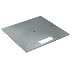 Pipe and Drape Baseplate 60x60x0,8cm 28kg
