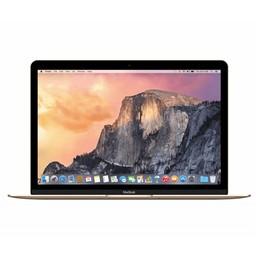Macbook 12 Inch Retina 512GB Goud - Remarketed