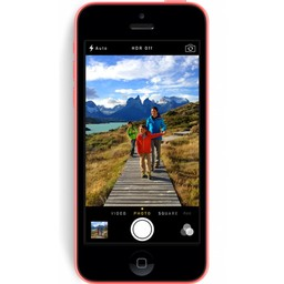 Apple iPhone 5C Roze 8gb - 3 sterren