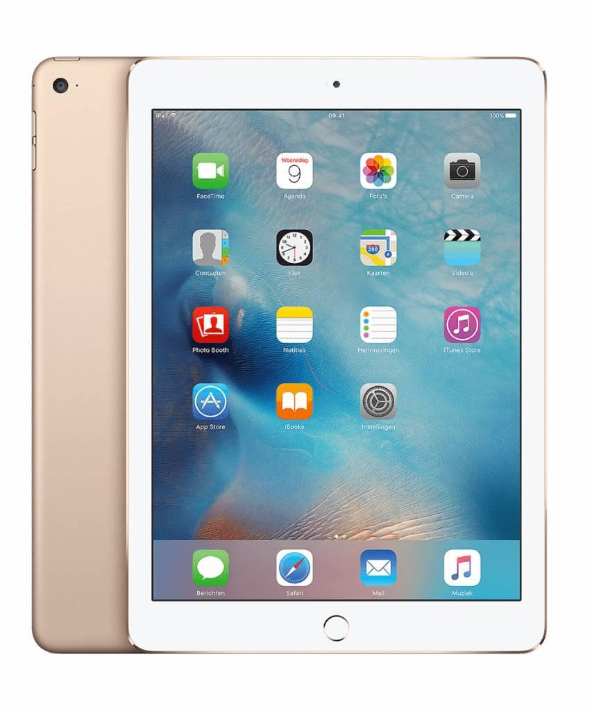 Apple iPad Air 2 Goud 16GB Wifi Only - 5 sterren