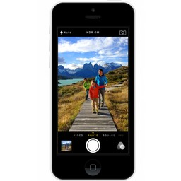 Apple iPhone 5C Wit 8gb - 5 sterren