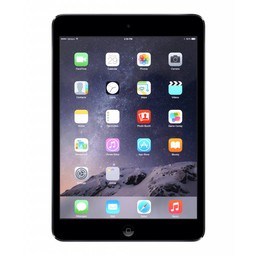 iPad Mini 3 Zwart 128GB Wifi Only - Remarketed