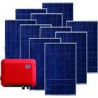 Yingli Solar Zonnepaneelpakket 10
