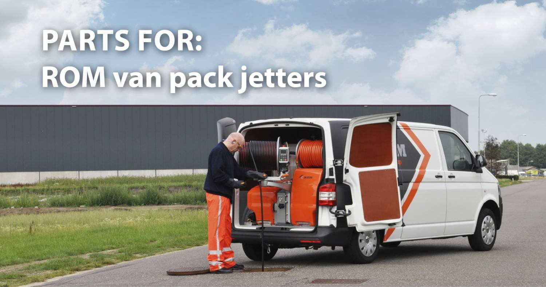van pack jetters