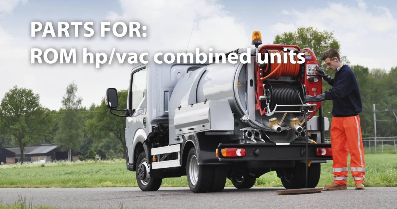 hp/vac combined units
