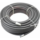 "80 m 1/2'' ROM hp hose steel ply ""Professional"", max. 300 bar (with straight connector on reel side)."