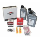 Maintenance kit for periodic service to hp unit with B&S petrol engine 20-23hp (SmartTrailer - COMPACT > 2010).Complete with filters, motor oil, hp pump oil, spark plugs and inspection list.