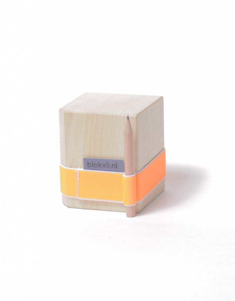Bloknoot original Orange is the new Black