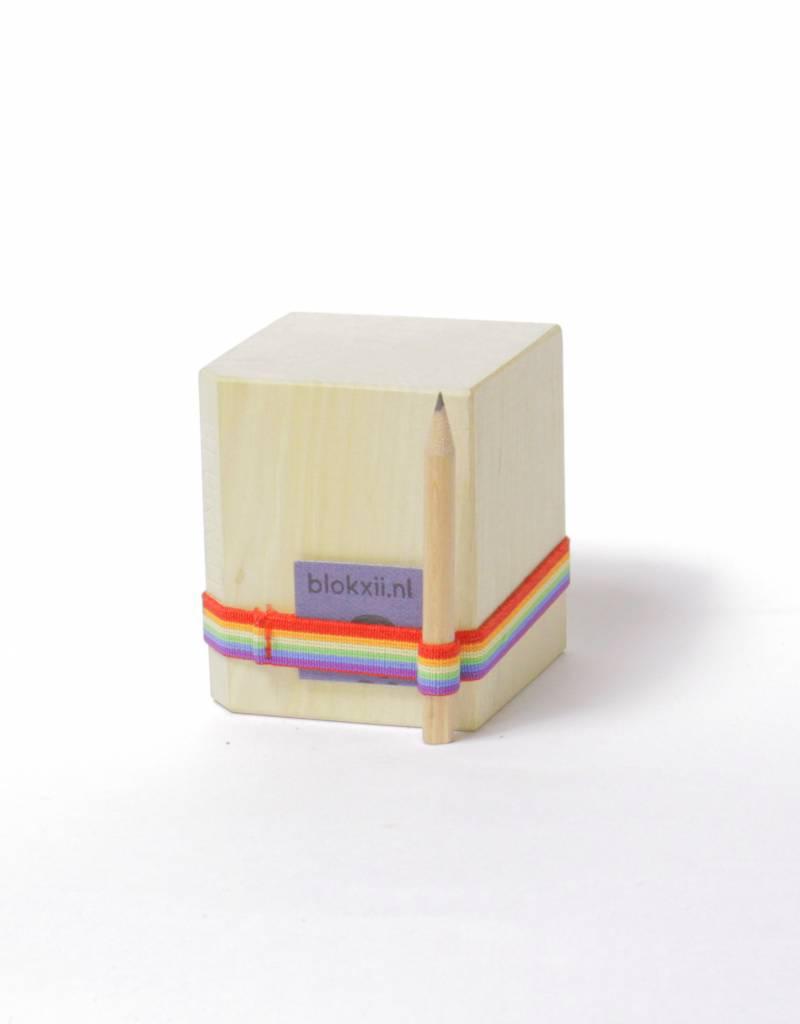 Bloknoot original Rainbow Warrior