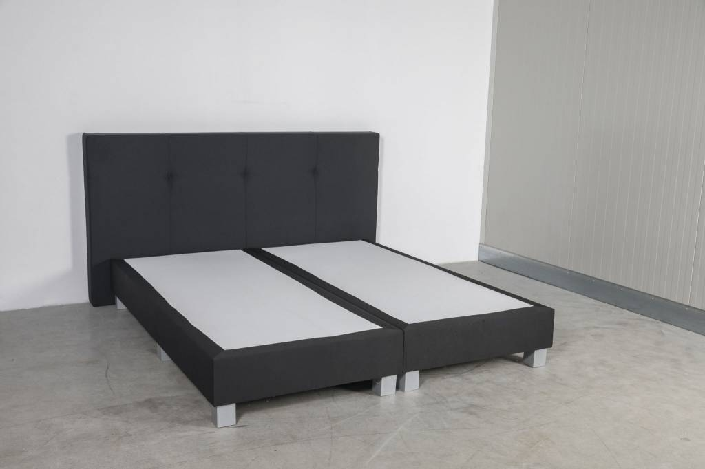 goedkope boxspring zonder matras simple beddenbriljant. Black Bedroom Furniture Sets. Home Design Ideas