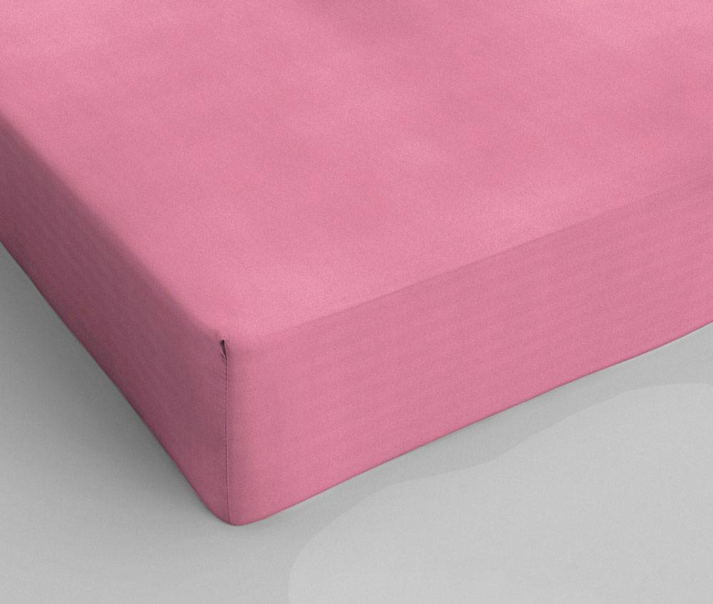 Dreamhouse Bedding Dreamhouse Bedding Katoen Hoeslaken Roze