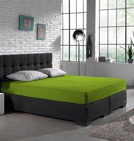 Homecare Hoeslaken Dubbel Jersey Groen 220 gr.