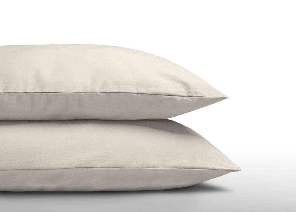 Dreamhouse Bedding Katoenen Kussenslopen (2 in 1) Creme