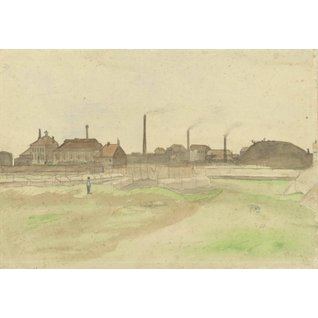 Coke Factory in the Borinage