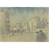 The Boulevard de Clichy