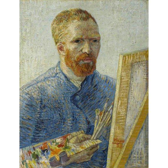 Self-Portrait as a Painter