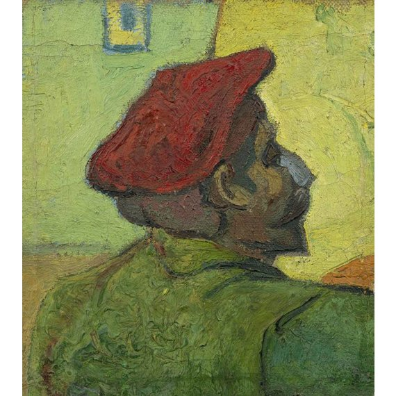 Portrait of Gauguin