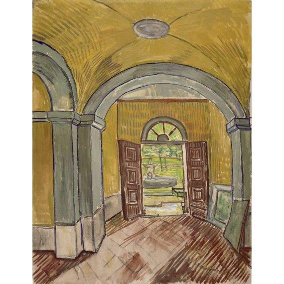 Vestibule in the Asylum