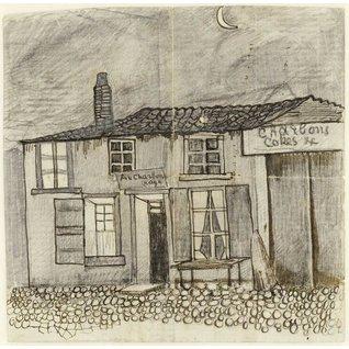 The 'Au Charbonnage' Café