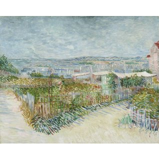 Montmartre: Behind the Moulin de la Galette