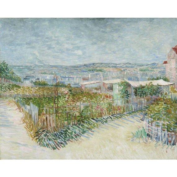 Montmartre: Behind the Moulin de la Galette