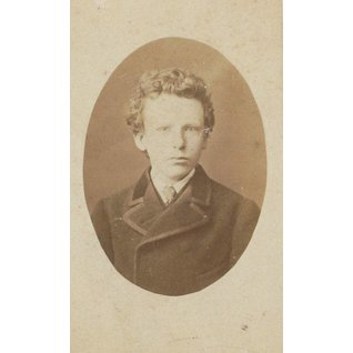 Vincent van Gogh at the age of 13