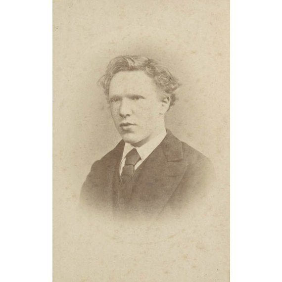 Vincent van Gogh at the age of 19 - Multimedia / Film / Video