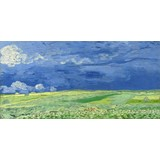 Wheatfield under Thunderclouds - Book / Magazines / Flyer