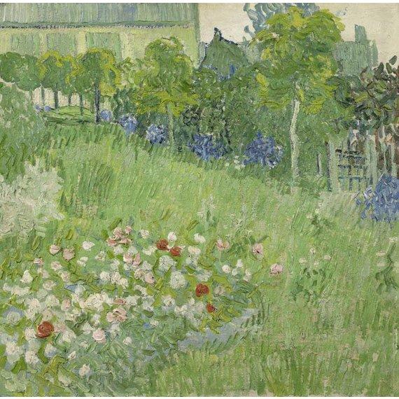 Daubigny's Garden - Book / Magazines / Flyer