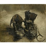 Shoes - Card / A4 reproduction