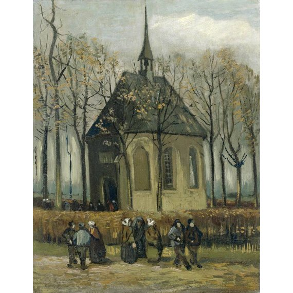 Congregation Leaving the Reformed Church in Nuenen - Multimedia / Film / Video