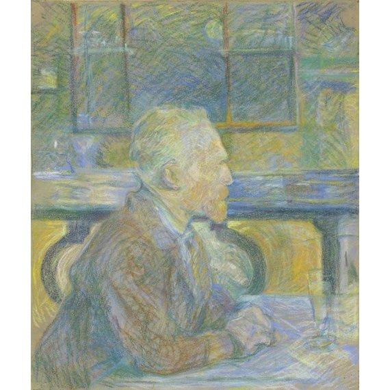 Vincent van Gogh - Card / A4 reproduction