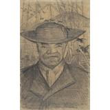 Portrait of Père Tanguy