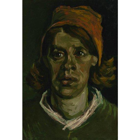 Head of a Woman - Multimedia / Film / Video