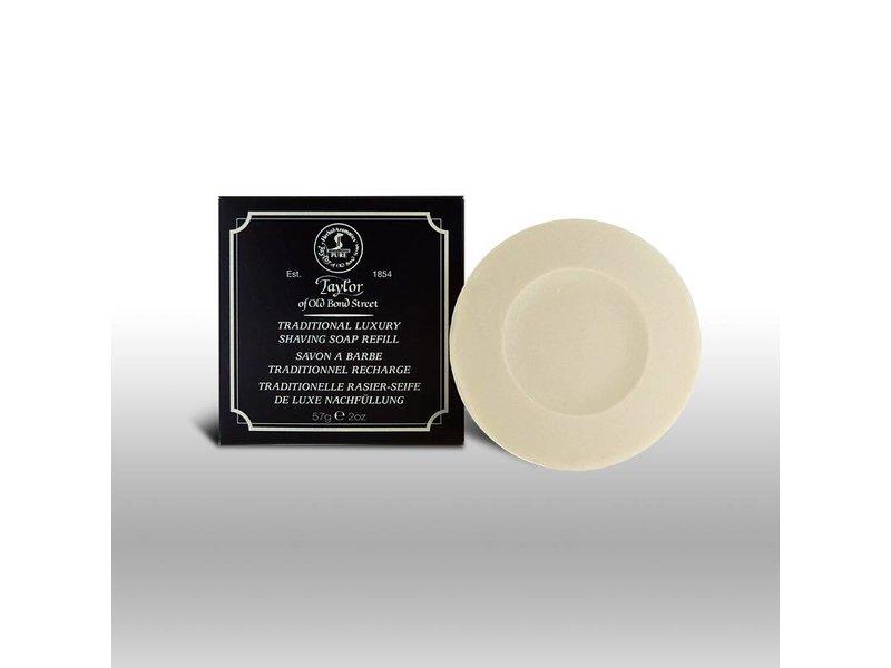 Taylor of Old Bond Street zeepje voor traditional luxury shaving soap