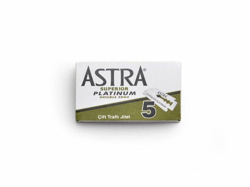 Astra safety razor mesjes